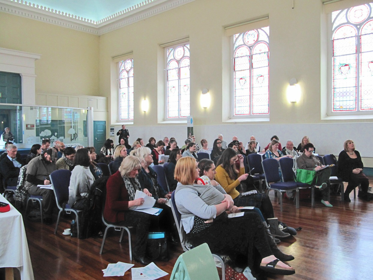 Plymouth Community Heritage Network Meeting