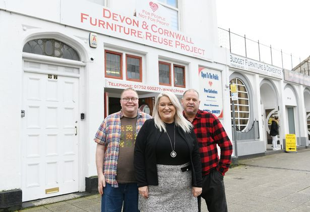 The Plymouth Charity Furnishing a Future