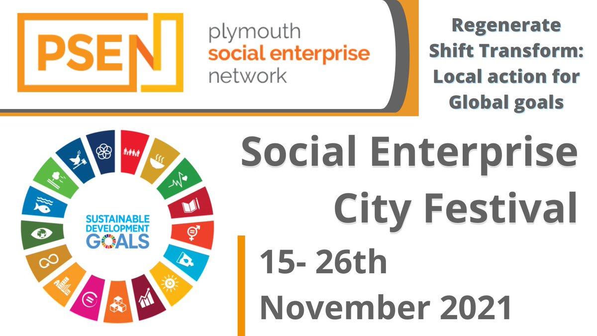 Social Enterprise City Festival 2021