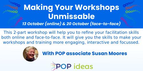 workshops unmissable